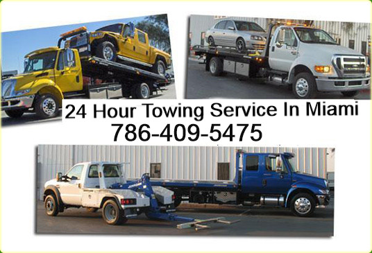 Towing Miami